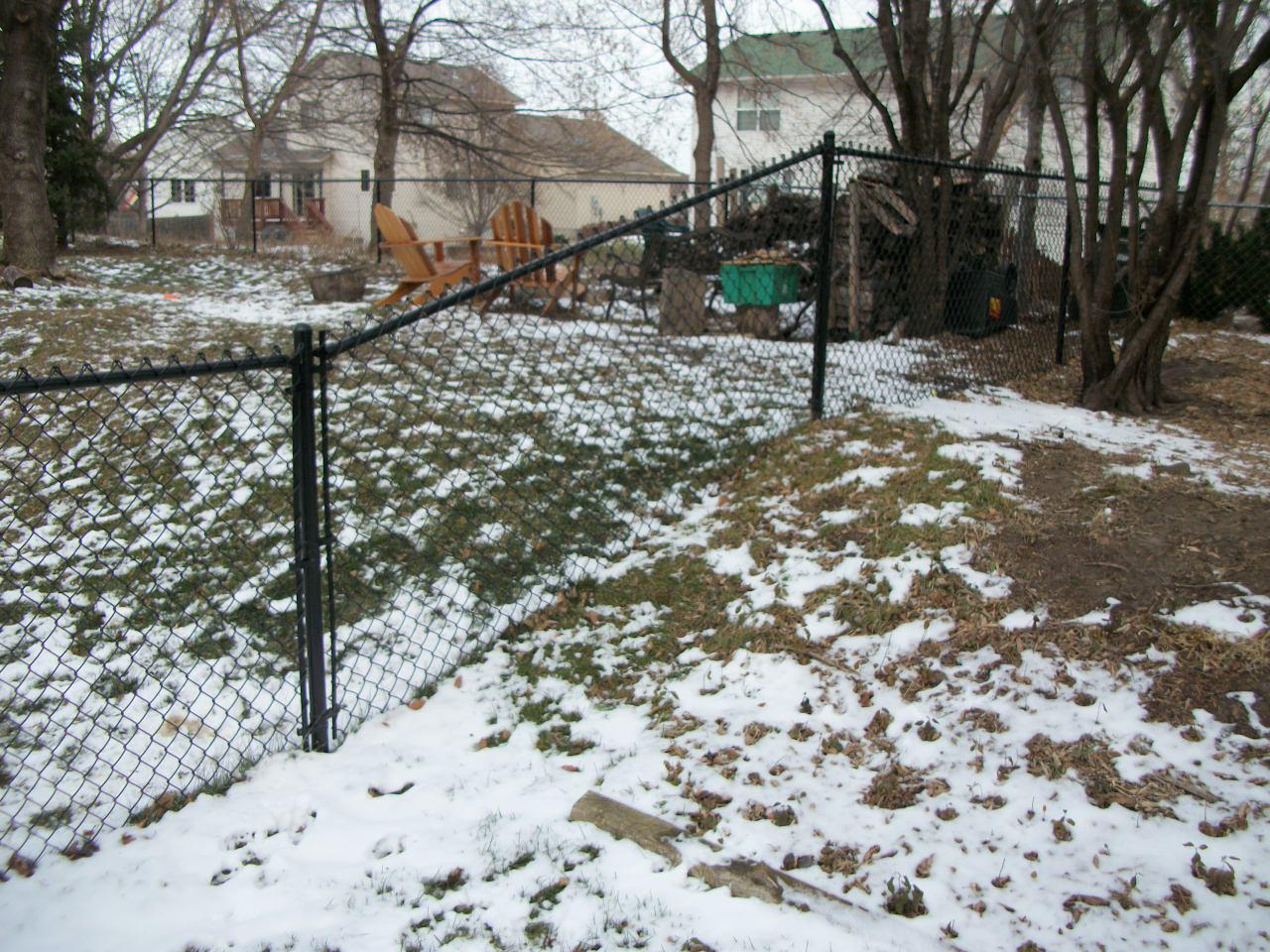 Black Chain Link Fence Company Minneapolis MN 651 354