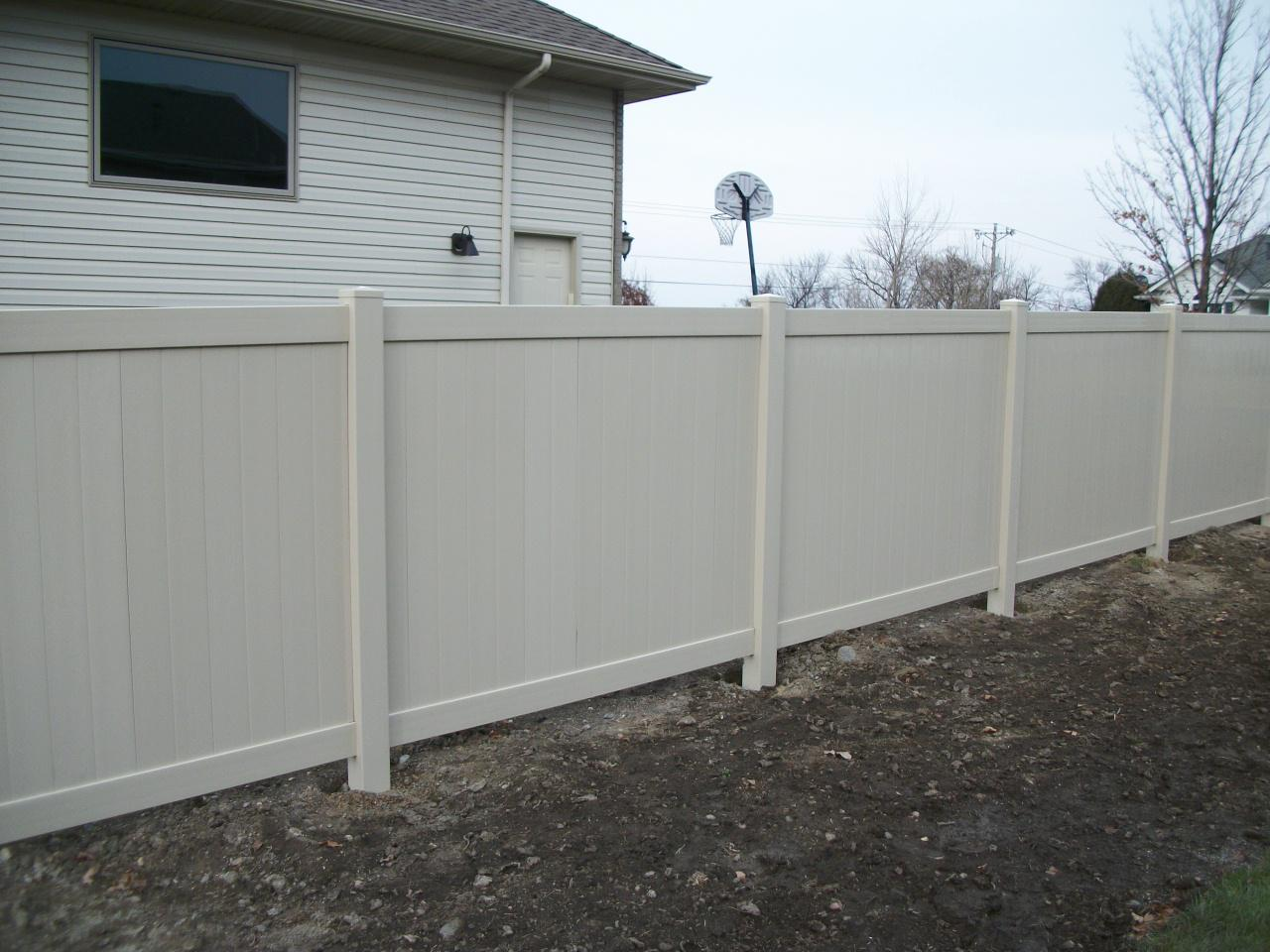 Residential Chain Link Fencing Andover Residential Chain