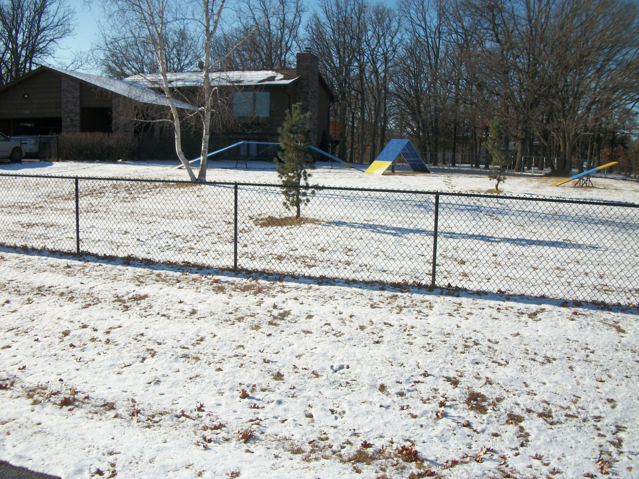 Black Chain Link Fence Company Elk River Mn 651 354 2878