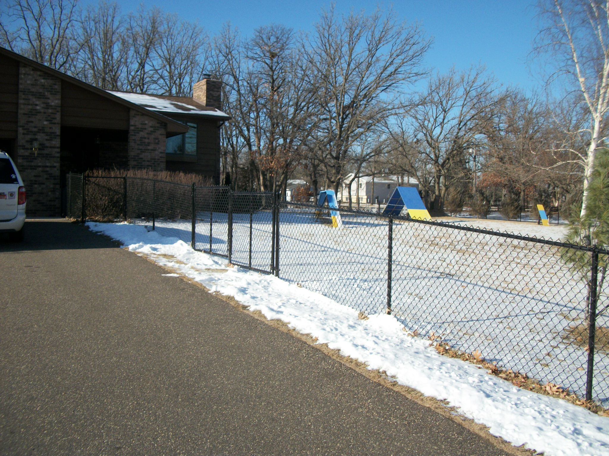 Black Chain Link Fence Company Arden Hills Mn 651 354